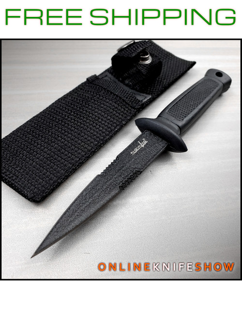 hk-740bk_fixed_blade_boot_knife