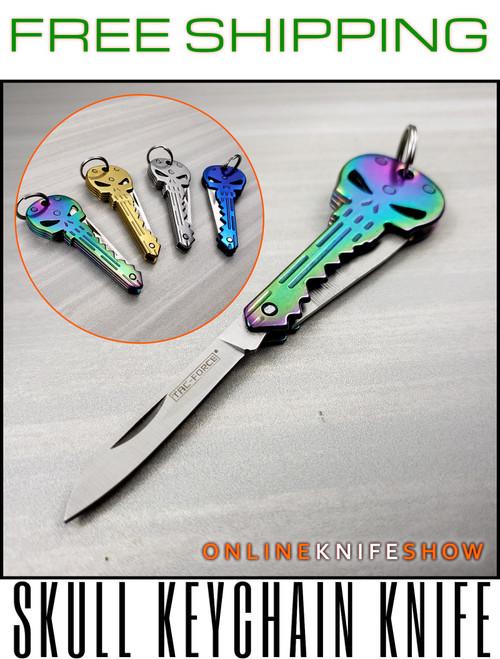 tf-920rb_rainbow_tac_force_keychain_knife