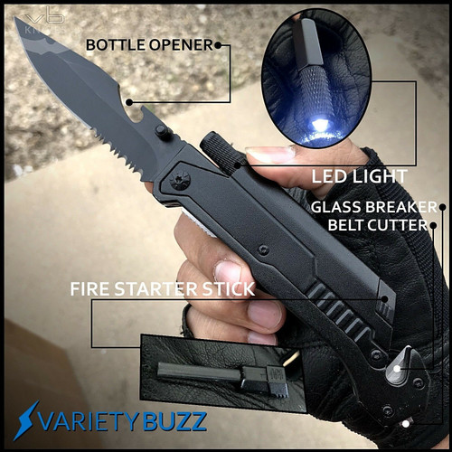 se-7576bk-military-assisted-opening-pocket-knives