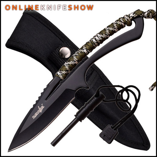 hk-767ca-outdoor-fixed-blade-hunting-knife