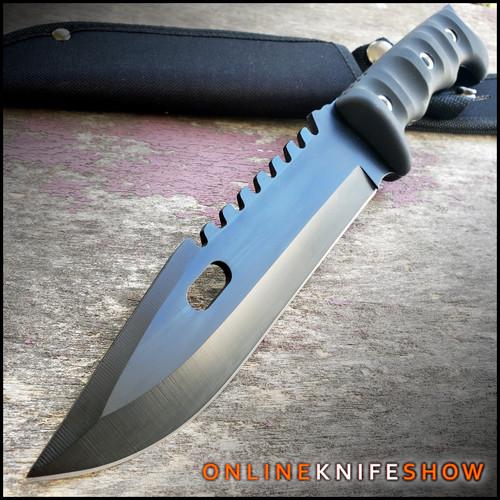 MU-20-02BK - Hunting Knife