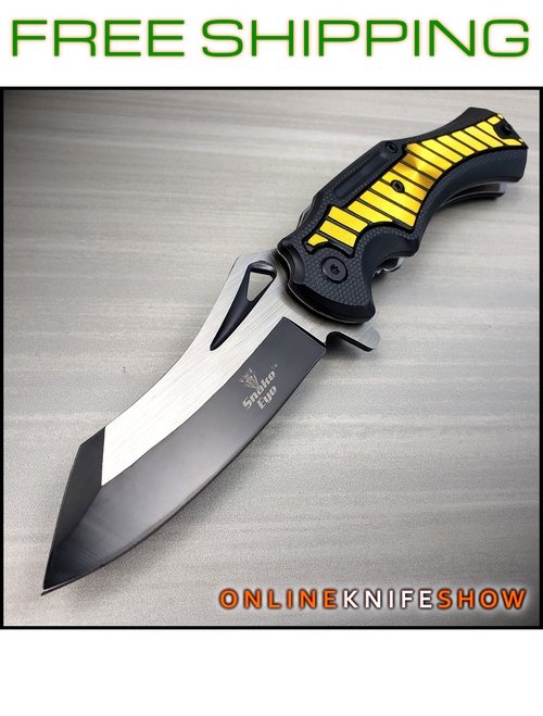 se-1143ye-tactical-snake-eye-yellow-pocket-knife-for-sale