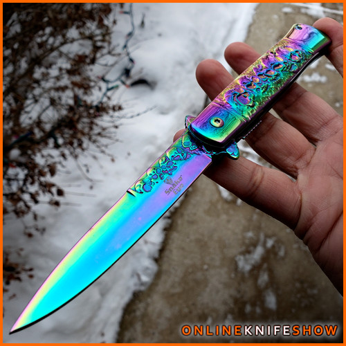 se-1022rb-rainbow-pocket-knife-for-sale