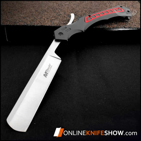 MT-1007RD_mtech_folding_pocket_knives_straight_barber_razor
