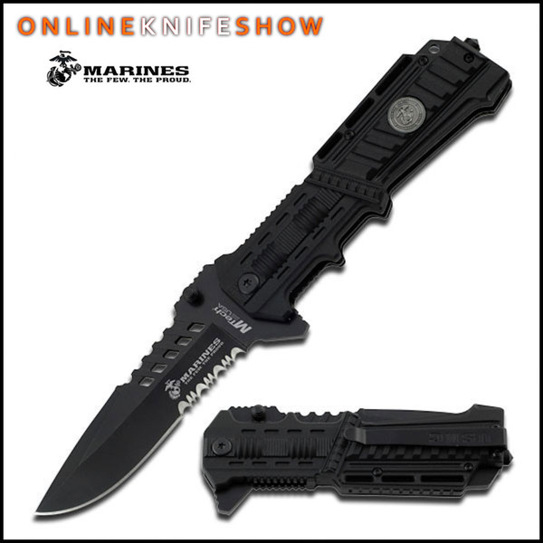 m-a1000b-spring-assisted-opening-knives-usmc-military-pocket-knife