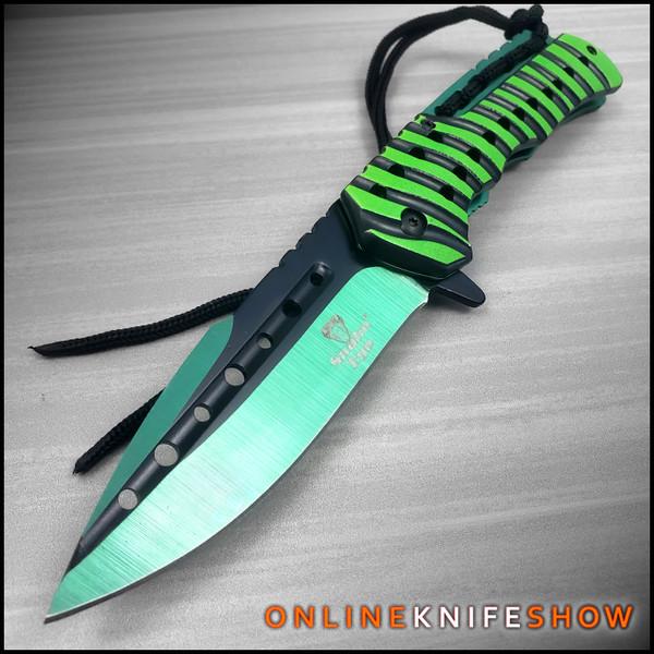 se-5039gn-snake-eye-tactical-pocket-green-knife