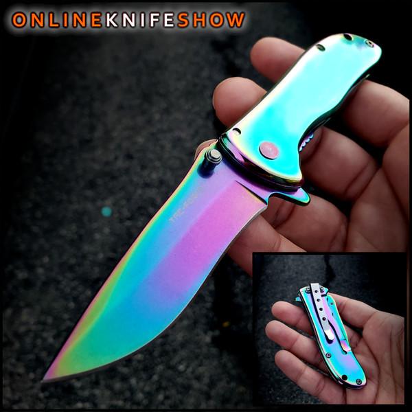 tf-861rb-rainbow-pocket-knife-for-sale
