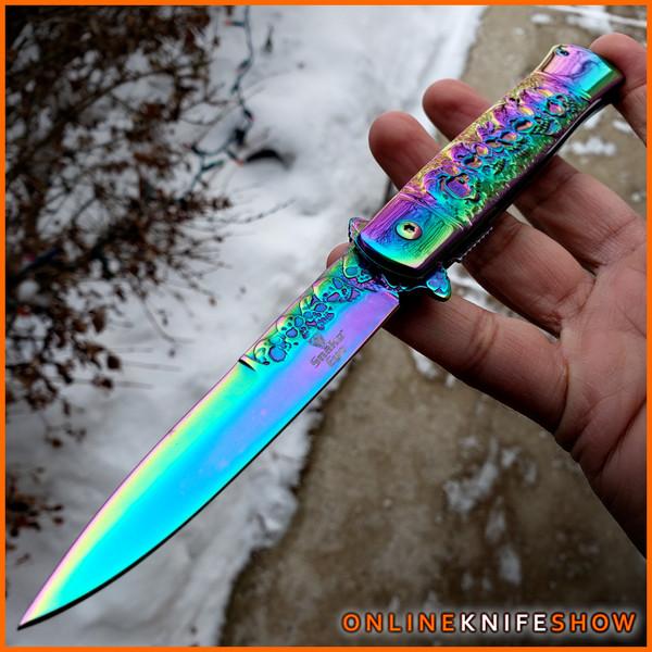 se-1022rb-rainbow-pocket-knife-for-sale