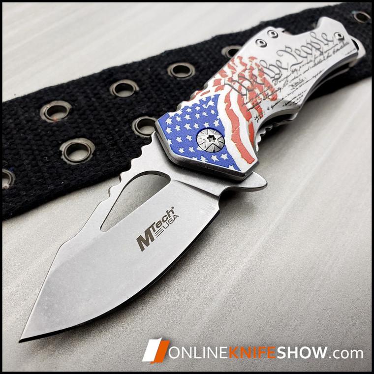 mt-a882saf-mtech-usa-american-flag-pocket-knife-gold