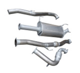 Why 409 Stainless Steel Is The Best For Your 4WD Exhaust