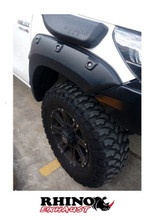 Know About Fender Flares For Your Ford Ranger & Toyota Hilux