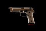 .25 Basepad for Beretta 92/M9 Mecgar 18 Rd