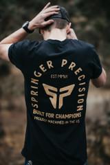 Springer Precision Premium T-Shirt