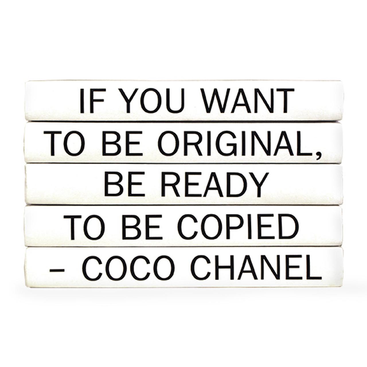 c37fba44c5041d Quotation Series: Coco Chanel