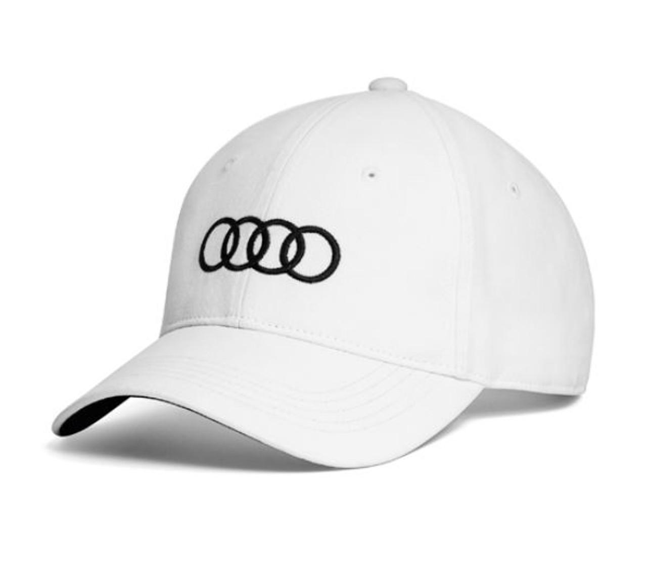 Genuine Audi Cap, white