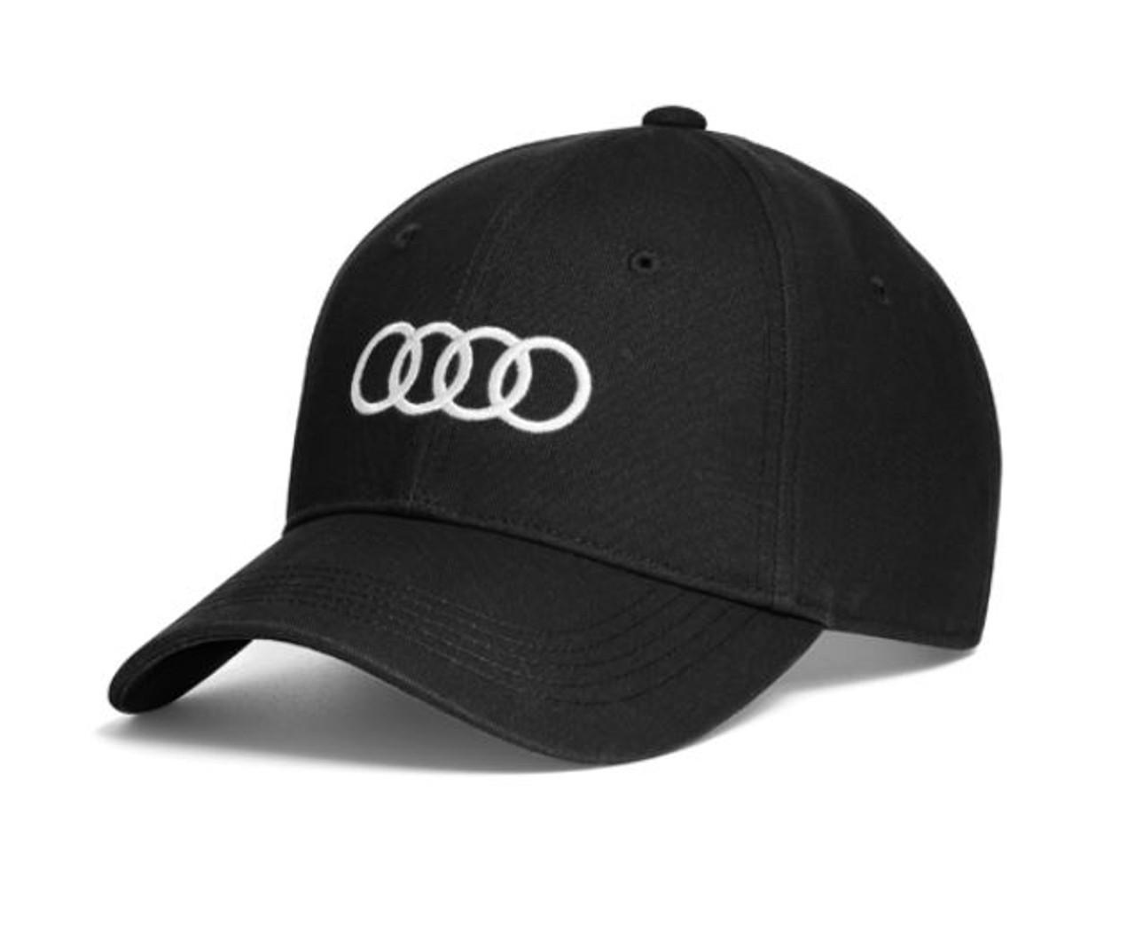 Genuine Audi Cap, black