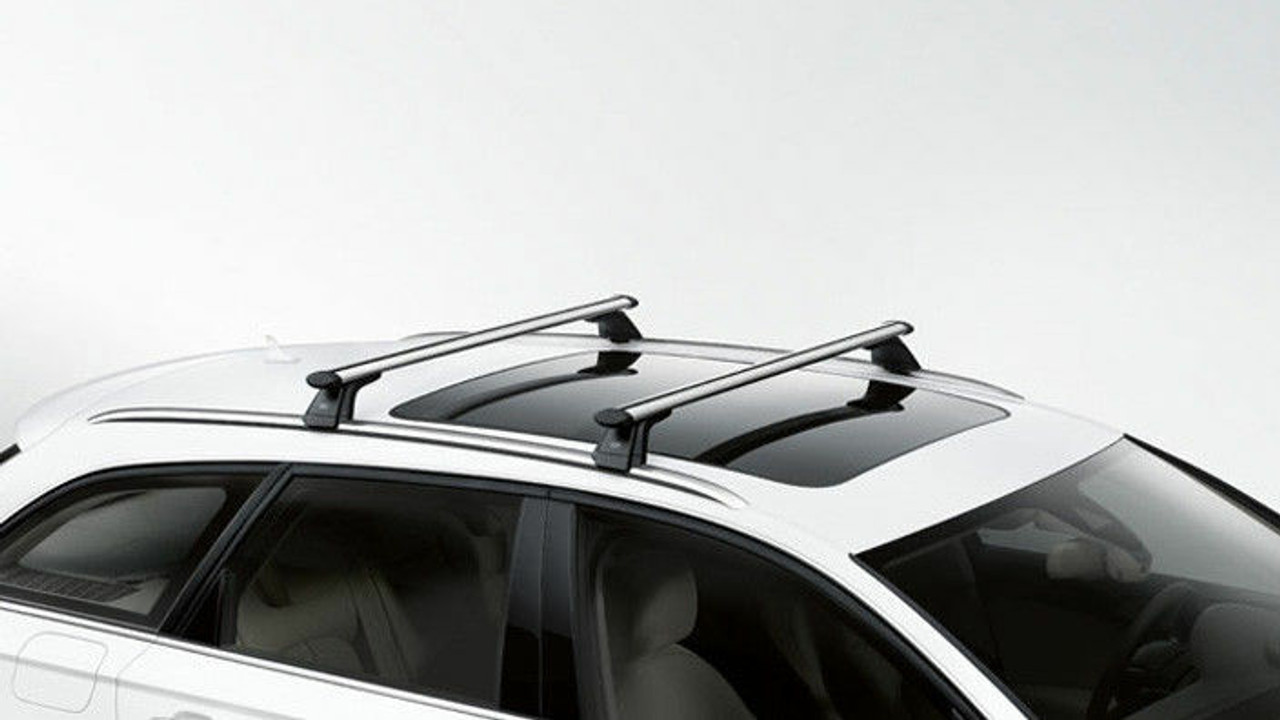 Genuine Audi A7 2011-2018 Roof Bar Set 4G8071126