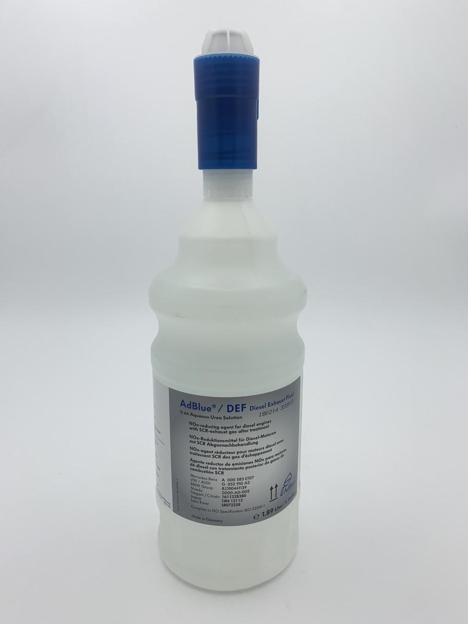 Audi AdBlu/Urea Diesel exhaust additive (1.9 litre)