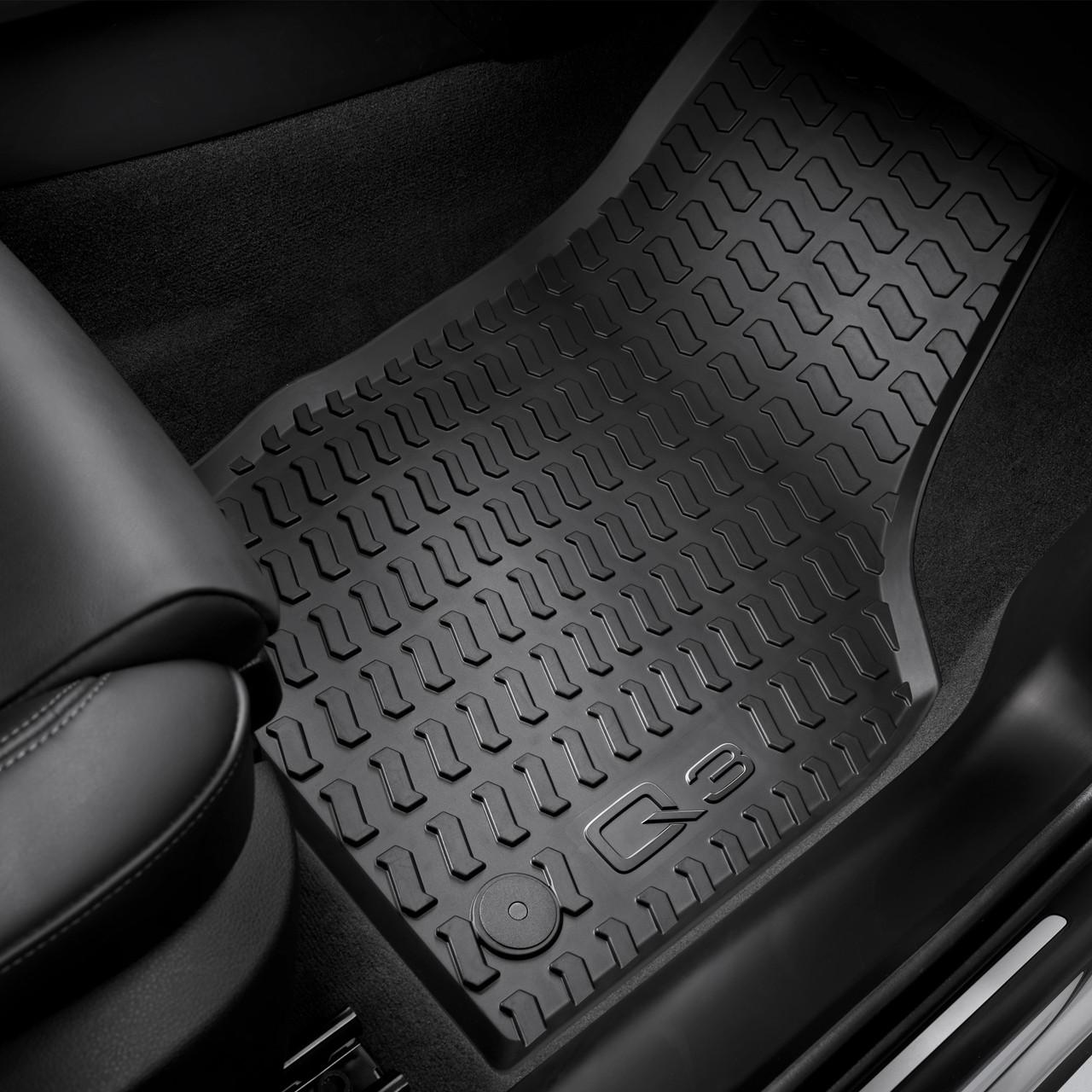 Audi Q3 Front Rubber Mats