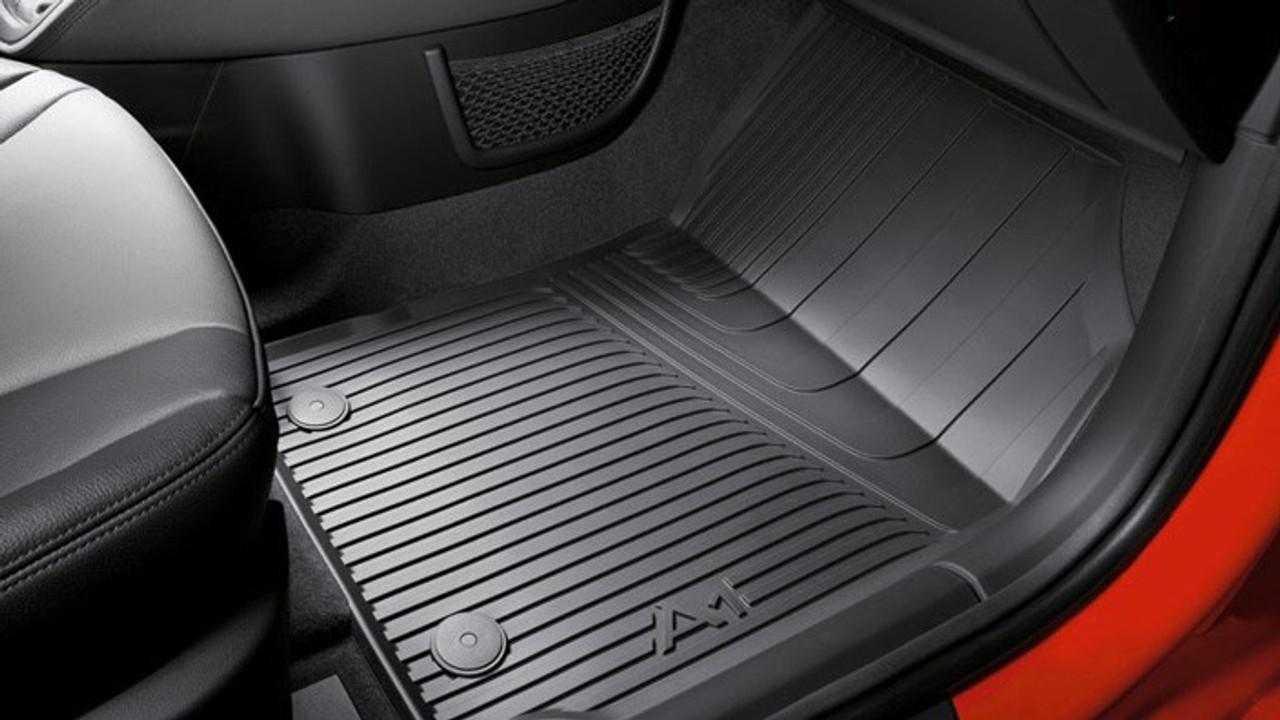 Audi A1 Front Rubber Mats