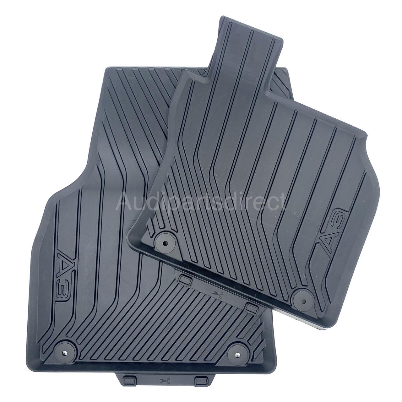 Genuine Audi A3 (8V) 2013-2020 Front Rubber Mats  8V2061501041