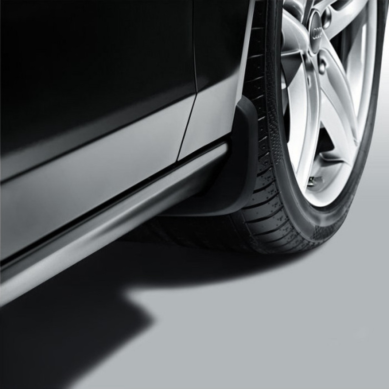 Audi A4 Front Mud Flaps (2012 Onwards)