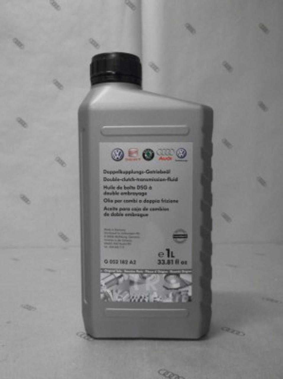 Genuine Audi 6 Speed DSG Gearbox Oil 1L G052182A2