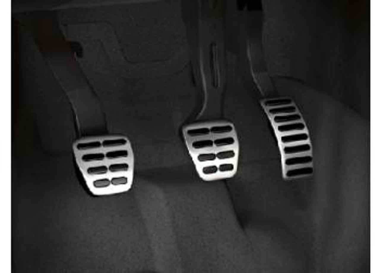 Audi A1 Aluminium Pedal Set Automatic