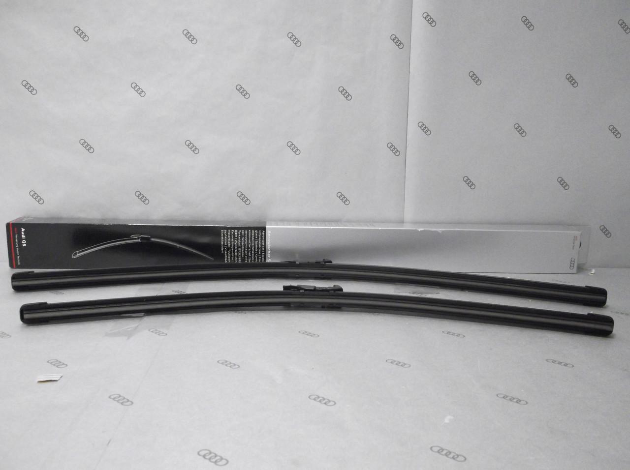 Audi Q3 Front Wiper Blade Set RHD