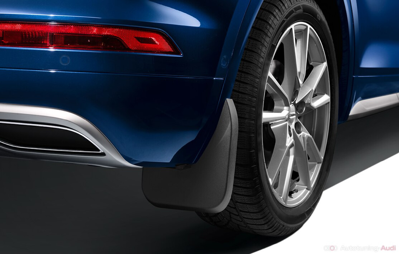 AUDI A6 2019+ Rear Mud Flap Set