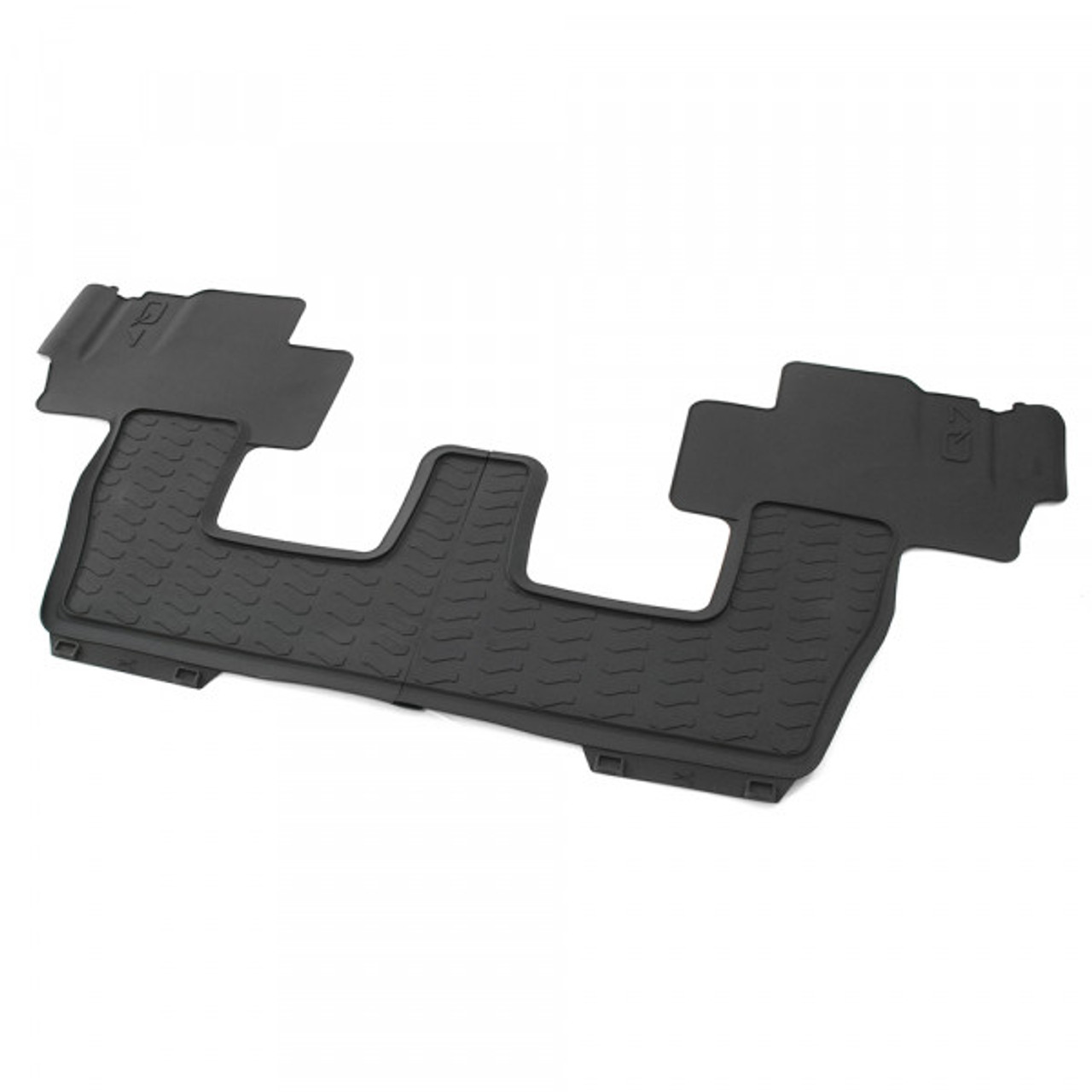 AUDI Q7 2016+ Third Row Rubber Mat Set