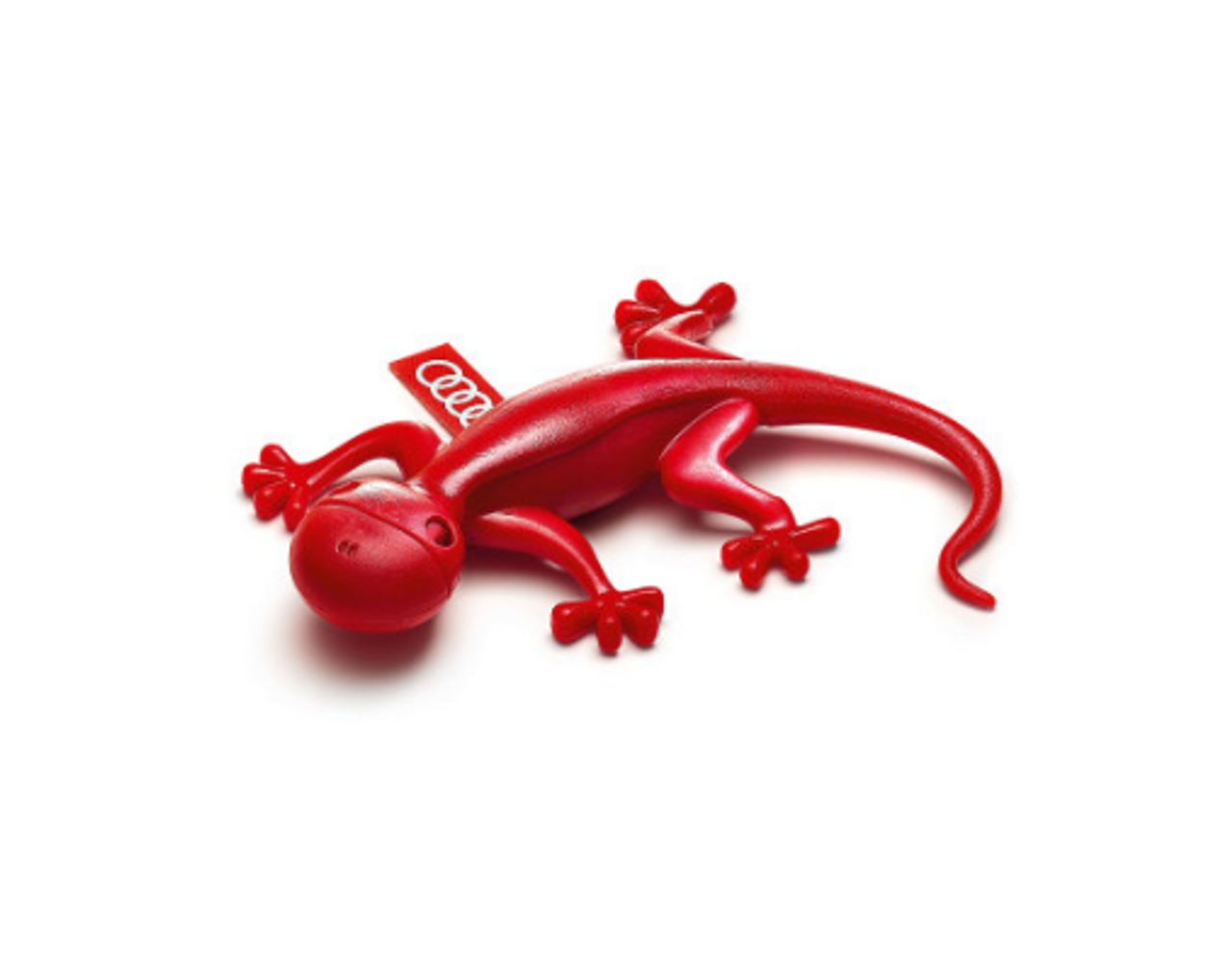 Genuine AUDI Gecko Air Freshener - Red 000087009B