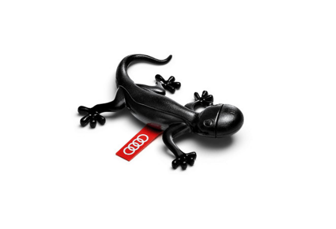 AUDI Gecko Air Freshener - Black
