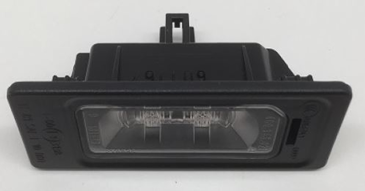 Genuine Audi LED Number Plate Lamp 4G0943021A