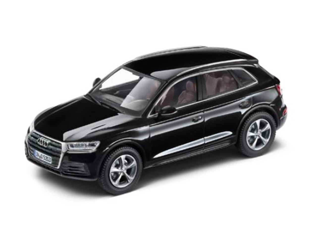 Genuine Audi Q5 - Myth Black, 1:43 Model Car - 5011605633