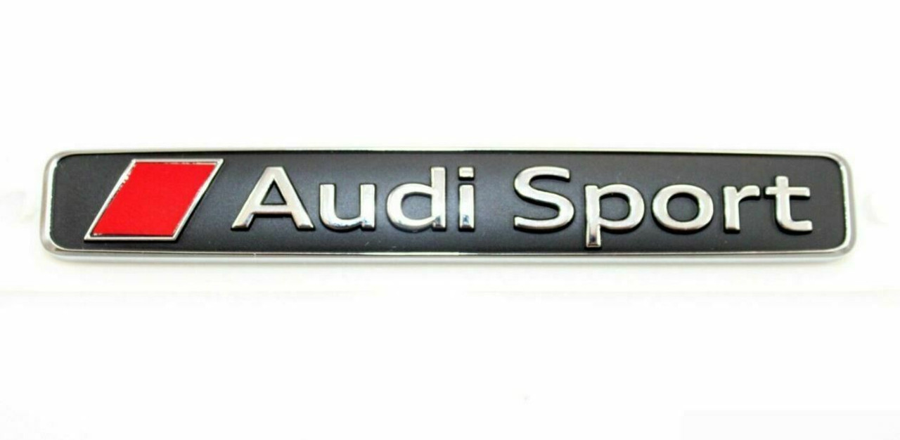 Audi Sport Badge