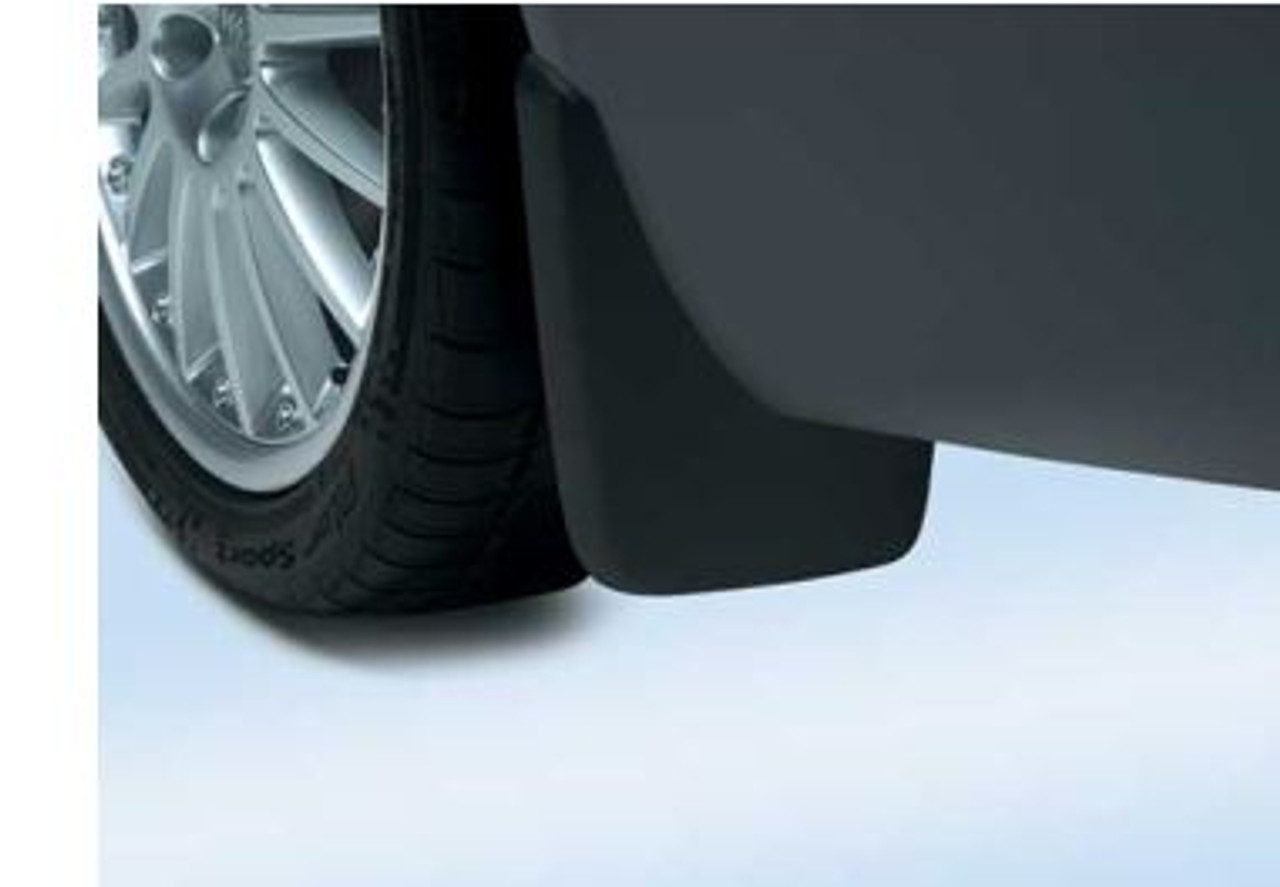 Audi A6 Allroad 2007-2011 Front Mudflaps