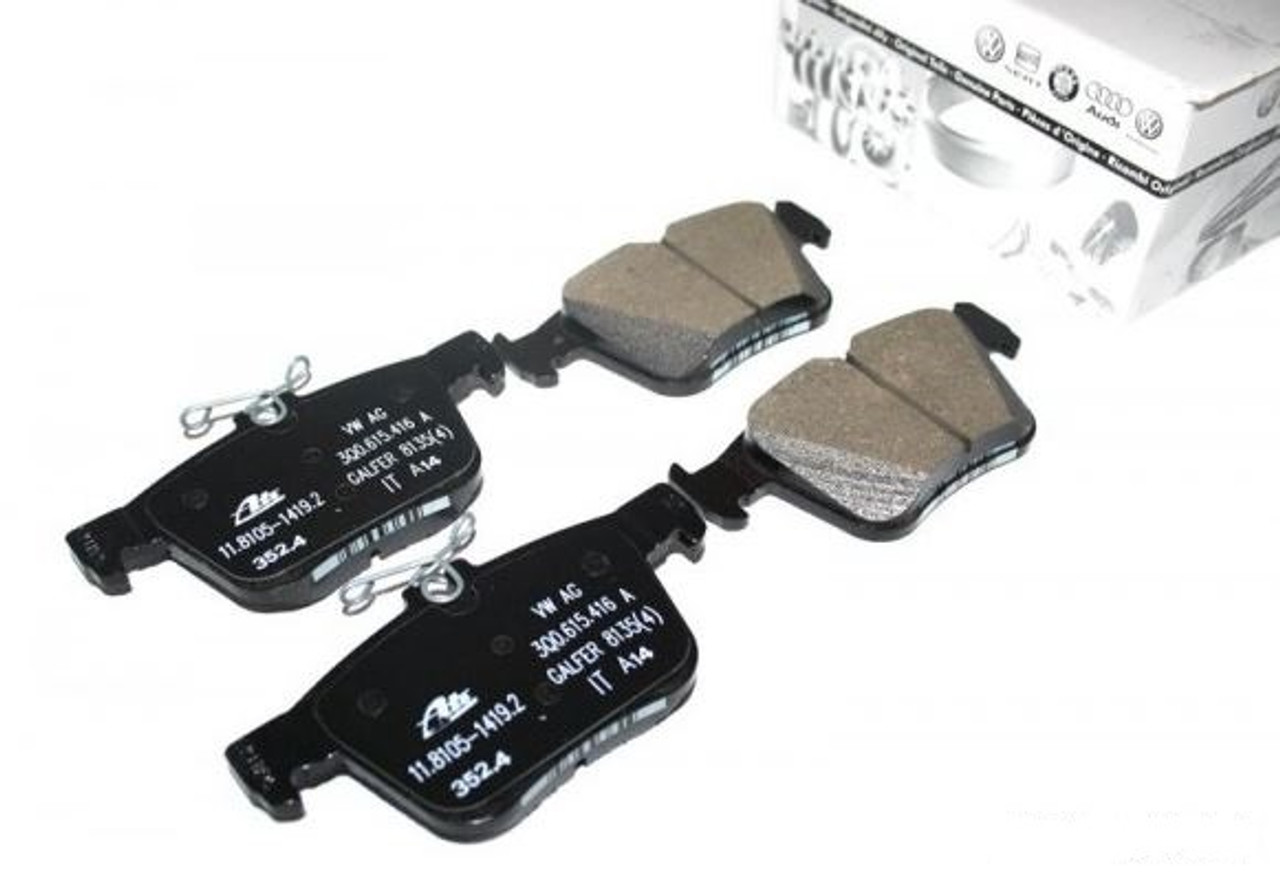 Genuine Audi RS3/TTRS/RSQ3 Rear Brake Pads 8V0698451G