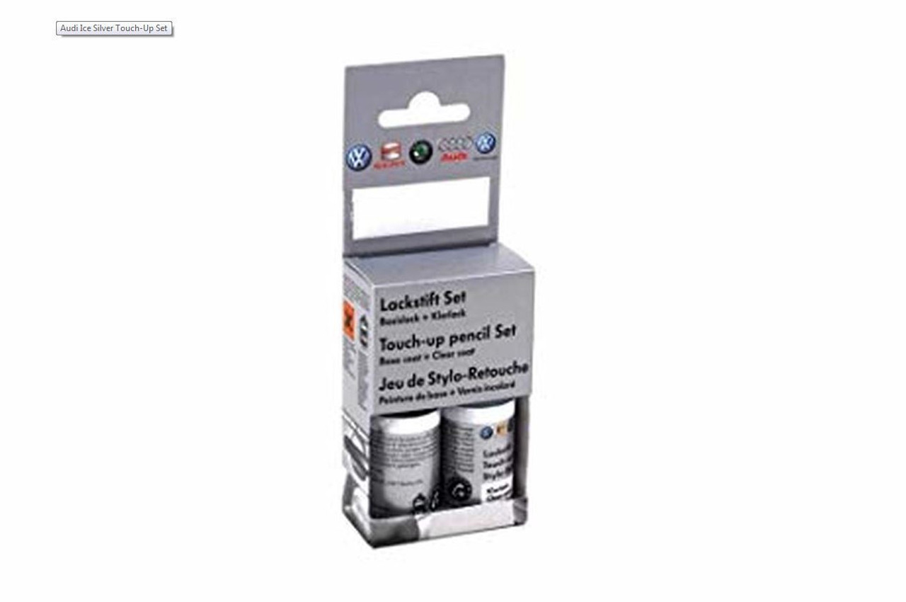 Audi Kingfisher Blue Pearl Effect Touch-Up Set LX5T