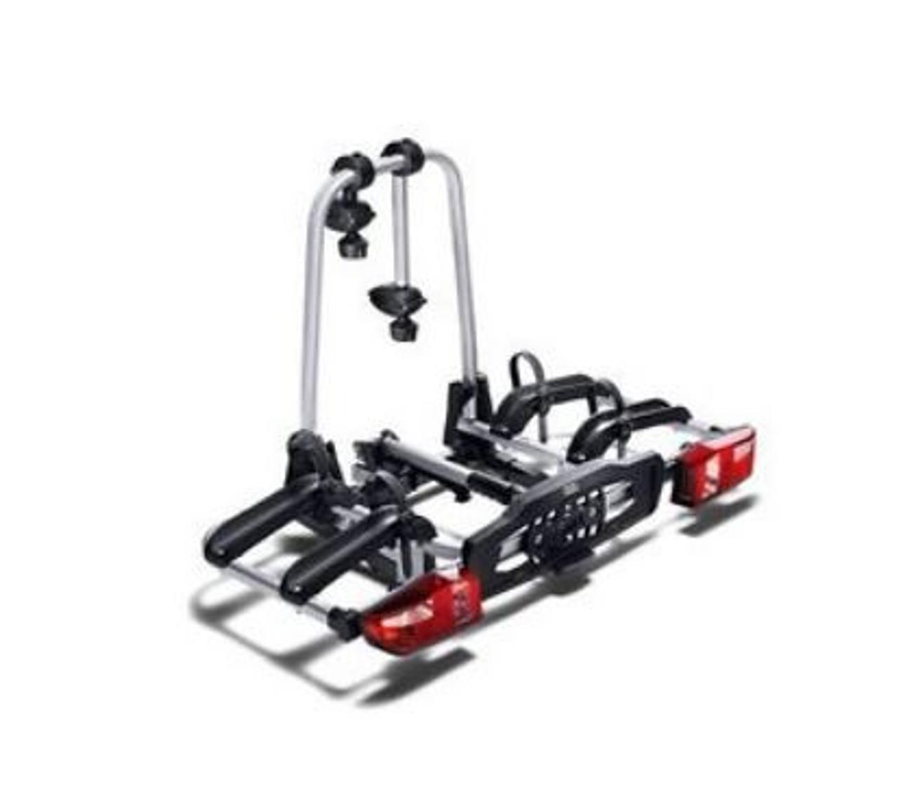 Genuine Audi tow bar mounted 2 bike carrier 4K2071105