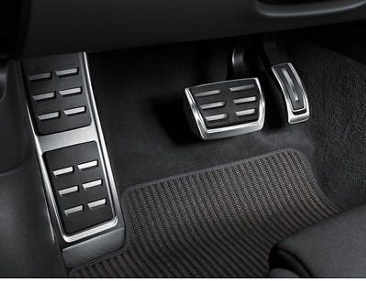 Audi A6 A7 2019+ Aluminium Pedal Set - Automatic