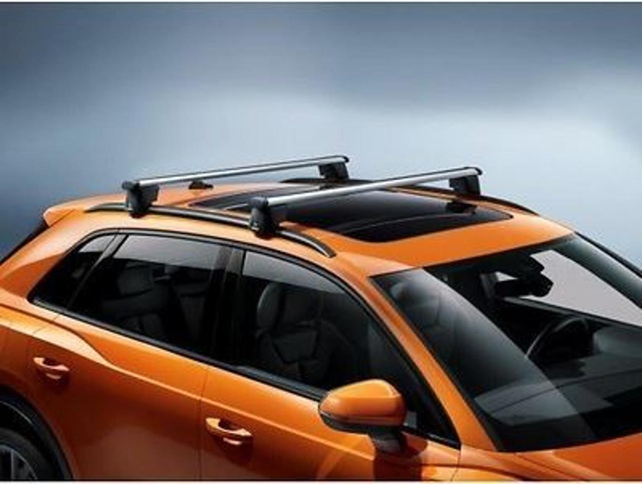 Genuine Audi Q3 Sportback 2019+ Roof Bars 83F071126