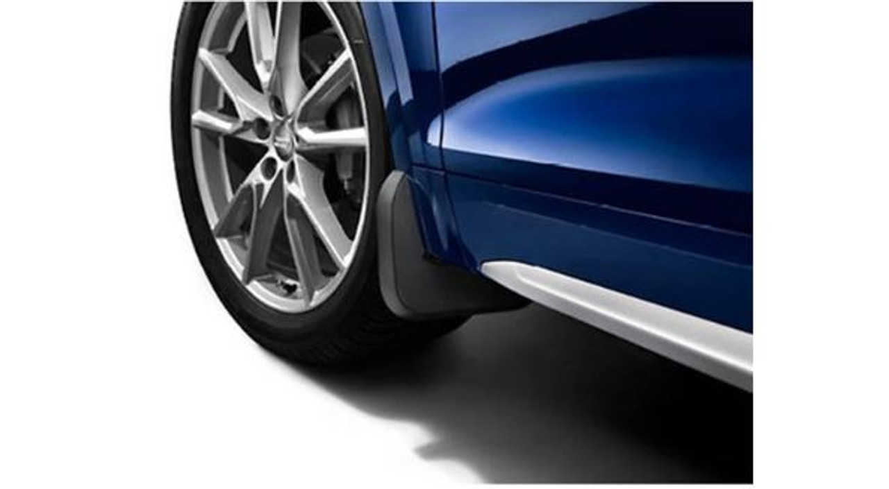 Audi A3 2020+ Sportback/Saloon Front Mud Flap Set