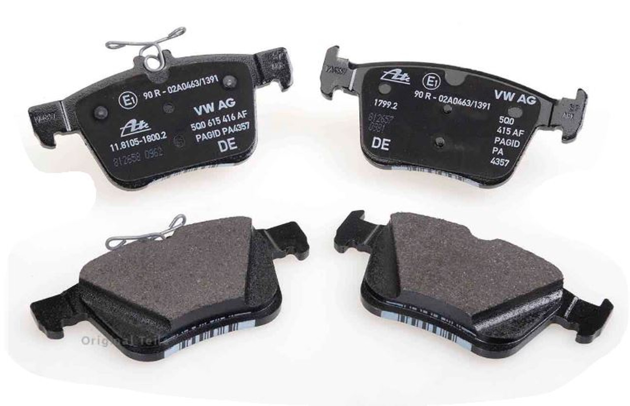 Genuine Audi Rear Brake Pads 5Q0698451Q