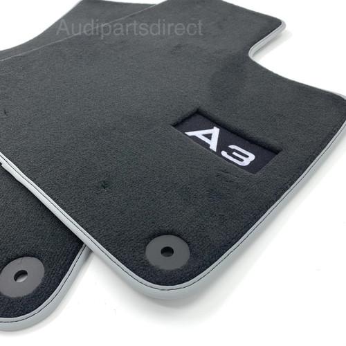 Genuine Audi A3 2004- 2013 Premium Textile Floor Mat Set 8P2061275PMNO