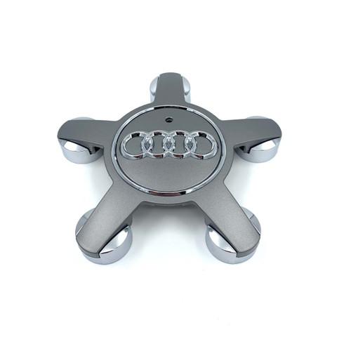 Genuine Audi alloy wheel centre cap - 4F0601165N