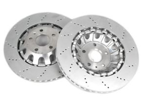 Genuine Audi TT-RS 2010-2014 Front Brake Disc Set  8J0615301K