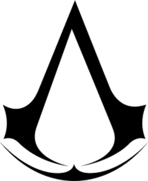 Gamer Vinyl * Assassin's Creed Logo