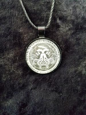 Miskatonic University  (dome necklace)
