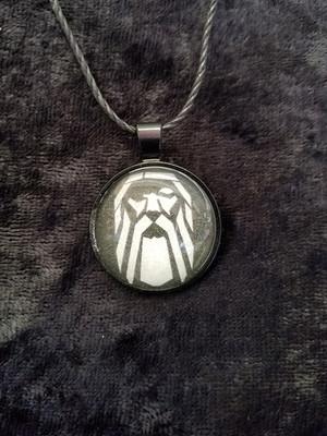 Odin 1 (dome necklace)